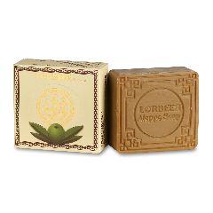 Оливковое мыло с эфирным маслом лавра