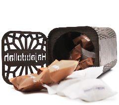 """Пишмание со вкусом кофе в шоколадной глазури и молочным вкусом """"Кофейный ларец"""", Hajabdollah, 200 г"""