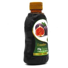 Инжирный сироп Foodex 500 г