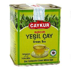Турецкий зеленый чай Burcum Çaykur 100 г