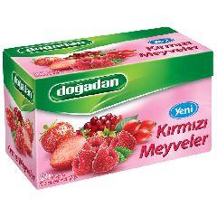 """Фруктовый чай """"Красные ягоды"""""""