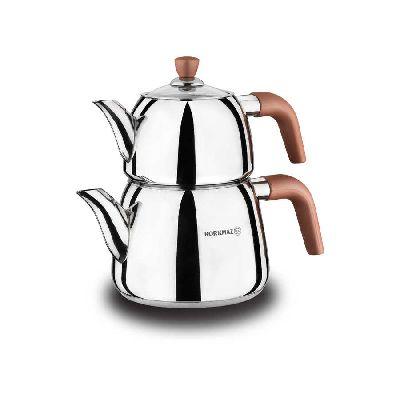 Двойной турецкий чайник 2+1 литр