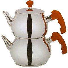 Турецкий двойной чайник (Caydanlik)