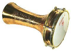 Turk Klasik Darbukasi (Drum) - Professional