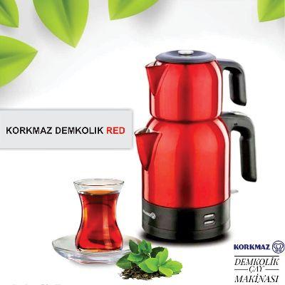 Турецкий двойной электрочайник