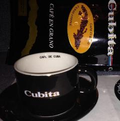 Кофейная пара Cubita 180 ml