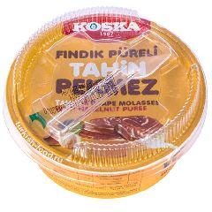 Кунжутная паста и виноградный пекмез с пюре из фундука KOSKA 90 г.