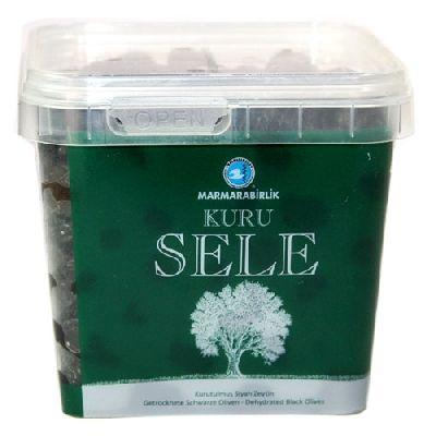 Маслины турецкие Kuru Sele вяленые S 400 гр