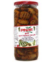 Оливки зеленые на гриле, Pinar, 450 г