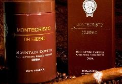 Montecristo Deleggent молотый 250 гр