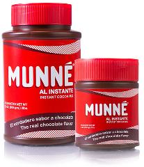 ДОМИНИКАНСКИЙ КАКАО MUNNE (горячий шоколад), 453 ГР