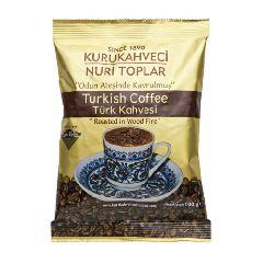 Турецкий кофе молотый Kurukahveci Nuri Toplar 100 г