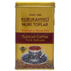 Турецкий кофе молотый Nuri Toplar Turkish 300 г