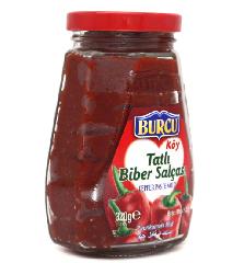 Паста из сладкого перца, Burcu, 320 г