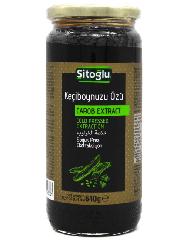 Пекмез холодного отжима из плодов рожкового дерева Sitoglu 640 г