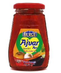 Аджика острая Burcu 310 г