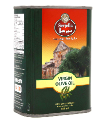 Оливковое масло Virgin Serjella 400 мл