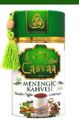 Турецкий кофе молотый с добавлением фисташек и молока Casvaa 250 г