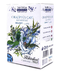 Травяной чай с эвкалиптом Hekimhan Bitkisel 170 г