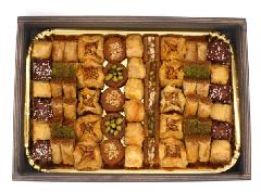 """Подарочное ассорти ливанских сладостей """"Признание"""" 1000 г"""