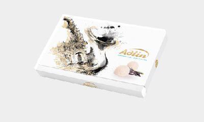 Пашмала дворцовая со вкусом ванили 420 гр