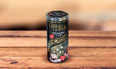 Конфеты из пашмалы со вкусом ванили с заменителем сахара в шоколадной глазури в тубе 200 гр