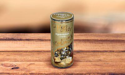 Пашмала со вкусом ванили в шоколадной глазури в тубе 200 гр