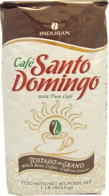 Кофе зерновой доминиканский Санто Доминго (Santo Domingo) 1.360 кг