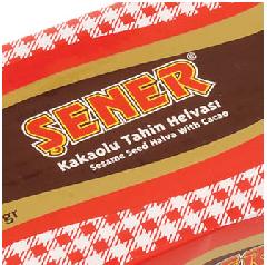 Халва кунжутная с какао 3 кг брикет