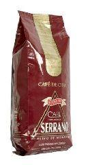 Serrano Selecto обжареный в зернах 500 гр