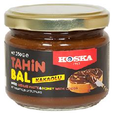 Тахин+мед+какао 350 гр
