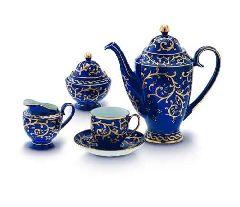 Чайный сервиз (15 предметов, Kutahya Porcelen)