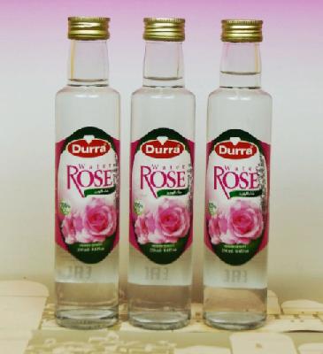 Розовая вода (пищевая) 250 мл Durra