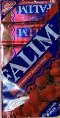 Жевательная резинка Falim с клубничным вкусом