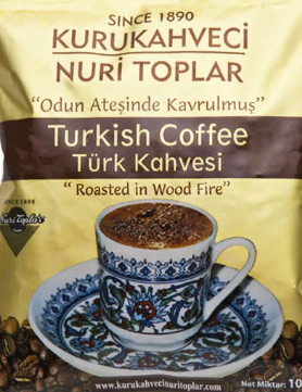 Турецкий кофе Nuri Toplar