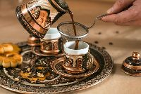 Кофеварки + кофе с кардамоном