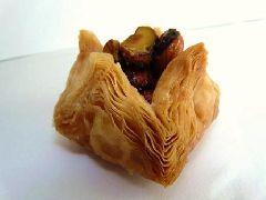 Ливанские сладости Роза с кешью