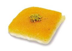Восточная сладость Кнафе (с сыром)